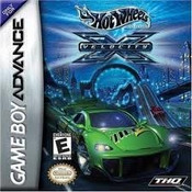 Hot Wheels Velocity - Game Boy Advance