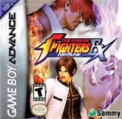 King of Fighters EX Neo Blood - GameBoy Advance Game