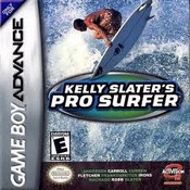 Kelly Slater's Pro Surfer - Game Boy Advance