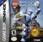 Lego Knights Kingdom - Game Boy Advance