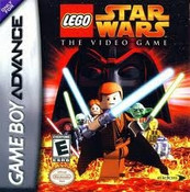 Lego Star Wars - Game Boy Advance