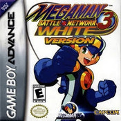 Mega Man Battle Network 3 White - Game Boy Advance