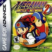 Mega Man Battle Network 2 - Game Boy Advance