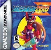 Mega Man Zero - Game Boy Advance
