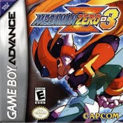 Mega Man Zero 3 - Game Boy Advance