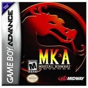 Mortal Kombat Advance - Game Boy Advance