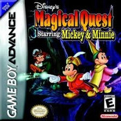 Magical Quest - GameBoy Advance Game