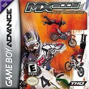 MX 2002 - Game Boy Advance