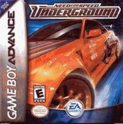 Need For Speed Underground - Game Boy Advance