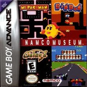 Namco Museum - Game Boy Advance