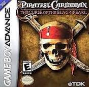 Pirates of the Caribbean Curse Black Pearl - Game Boy Advance