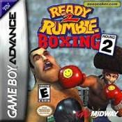 Ready 2 Rumble Boxing Round 2- Game Boy Advance