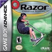 Razor Freestyle Scooter - Game Boy Advance