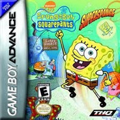 SpongeBob SquarePants Super Sponge - Game Boy Advance