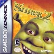 Shrek 2 - Game Boy Advance