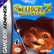 Shrek 2 Beg For Mercy! - Game Boy Advance