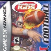 Sports Illustrated Kids Football - Game Boy Advance