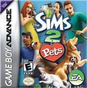 Sims 2 Pets - Game Boy Advance