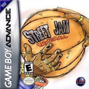 Street Jam Basketball - Game Boy Advance