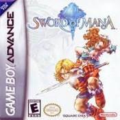 Sword Of Mana - Game Boy Advance
