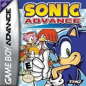 Sonic Advance - Game Boy Advance