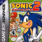 Sonic Advance 2 - Game Boy Advance