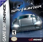 Spy Hunter - Game Boy Advance
