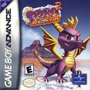 Spyro 2 Season of Flame - GameBoy Advance Game