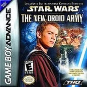 Star Wars New Droid Army - Game Boy Advance