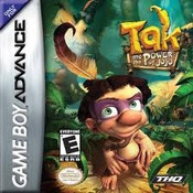 Tak Power of JuJu - Game Boy Advance