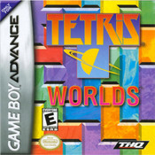 Tetris Worlds - GameBoy Advance Game