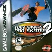 Tony Hawk's Pro Skater 2 - Game Boy Advance