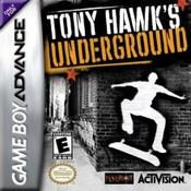Tony Hawk's Underground - Game Boy Advance