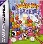 Wacky Stackers - Game Boy Advance