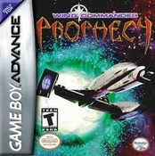 Wing Commander Prophecy - Game Boy Advance