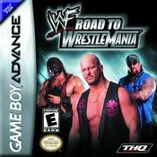 WWF Road To WrestleMania - Game Boy Advance