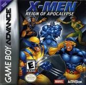 X-Men Reign Of Apocalypse - Game Boy Advance