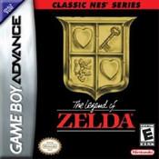 Legend of Zelda - Game Boy Advance