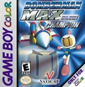 Bomberman Max Blue Champion - Game Boy Color