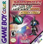 Bomberman Max Red - Game Boy Color