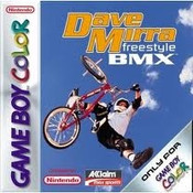 Dave Mirra Freestyle BMX - Game Boy Color