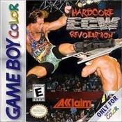 ECW Hardcore Revolution - Game Boy Color