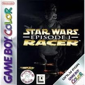 Star Wars Episode 1 Racer - Game Boy Color