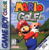 Mario Golf - Game Boy Color