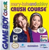 Mary-Kate and Ashley Crush Course - Game Boy Color