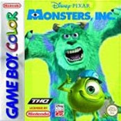 Monsters, Inc. - Game Boy Color