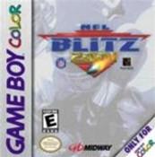 NFL Blitz Football 2001 - Game Boy Color