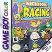 Nick Toons Racing - Game Boy Color