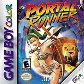 Portal Runner - Game Boy Color