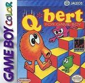 Q*Bert - Game Boy Color